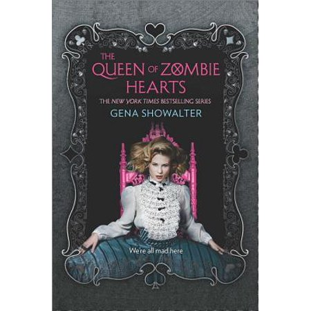 Harlequin Teen: The Queen of Zombie Hearts - Zombie Beauty Queen