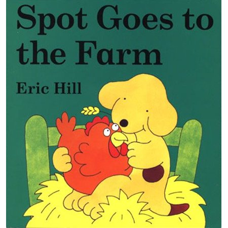 Spot Goes to the Farm (Board Book)