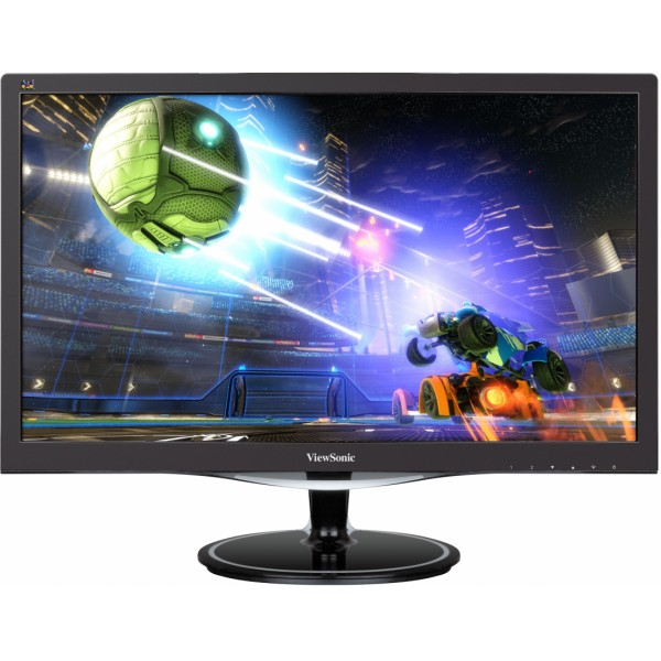 ViewSonic VX2457-MHD 24-inch 1080p Gaming Monitor with 2m...