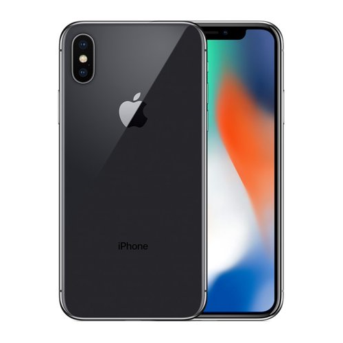 Refurbished Apple iPhone X 64GB, Space Gray - Unlocked GSM