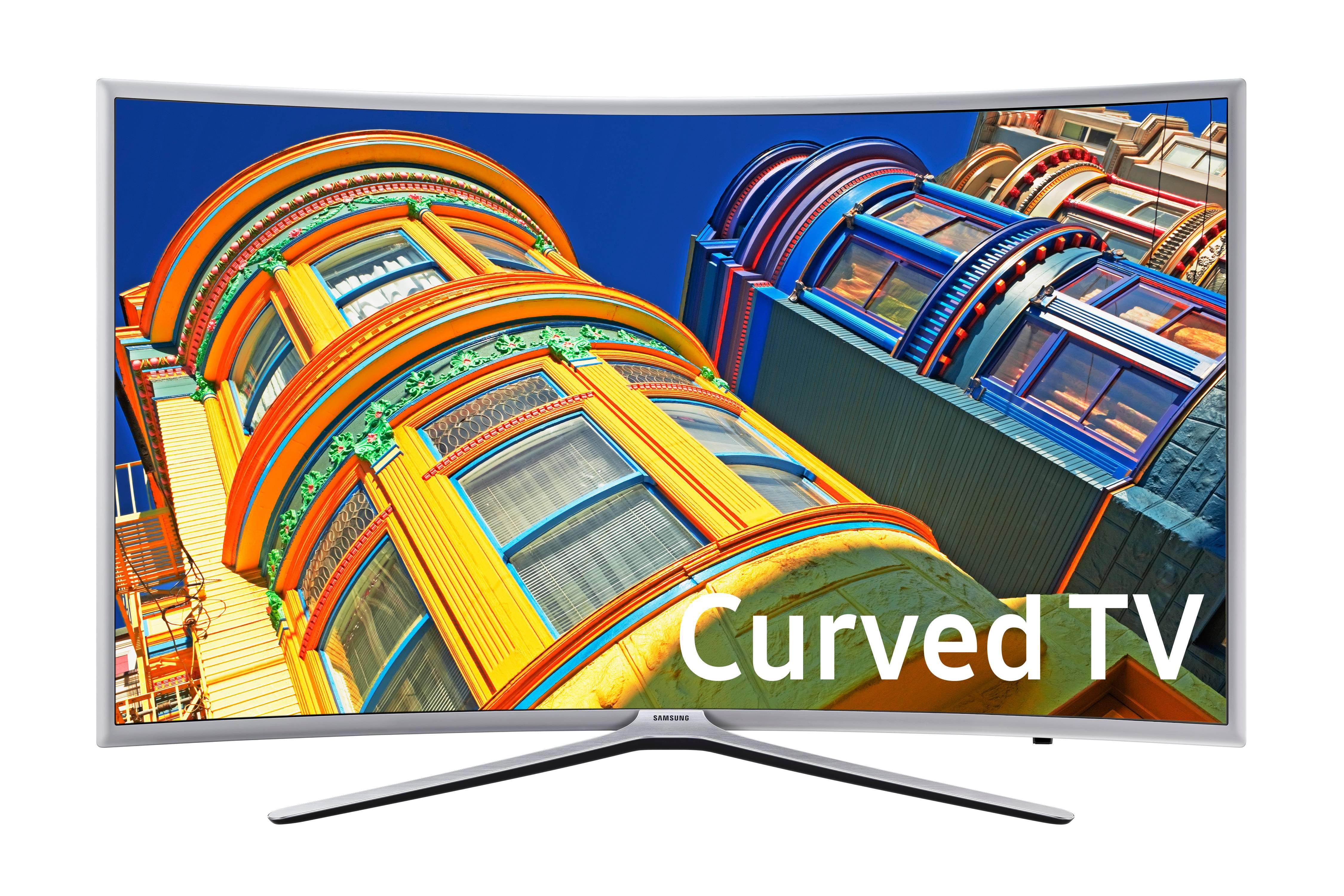 "SAMSUNG 40"" Class Curved FHD (1080P) Smart LED TV (UN40K6250AFXZA)"