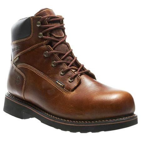 - Men's Brek Durashocks WP 6 Steel Toe EH Boot