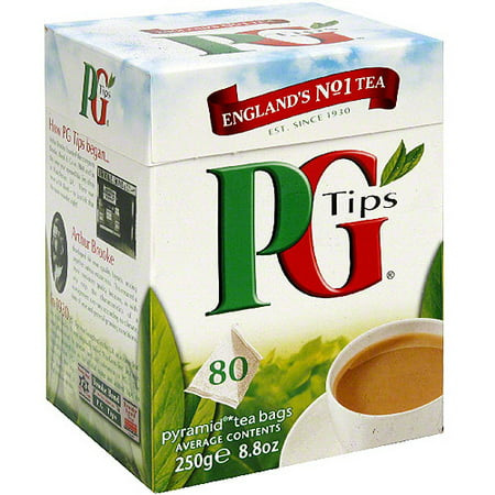 Generic Pg Tips Pyramid Tea Bags 80bg Pack Of 12 Shop