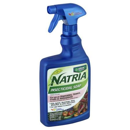 Bayer Advanced, Natria Insecticidal Soap, 24 fl oz