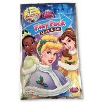 Party Favors - Princess Christmas Edition - Grab and Go Play Pack - 8ct