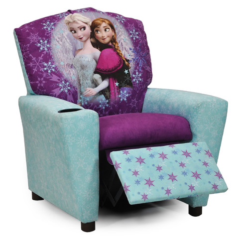 Recliner with Cup Holder