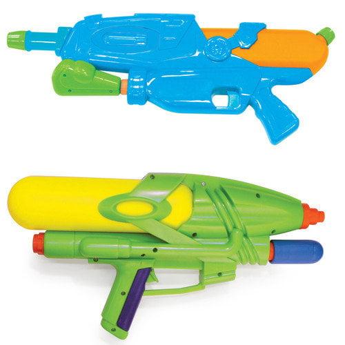 Poolmaster Jumbo Water Guns Assortment (Set of 2)