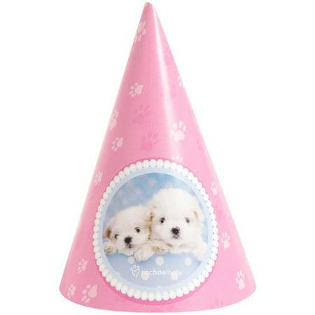 rachaelhale Glamour Dogs Cone Hats, 8pk - Dog Birthday Hat