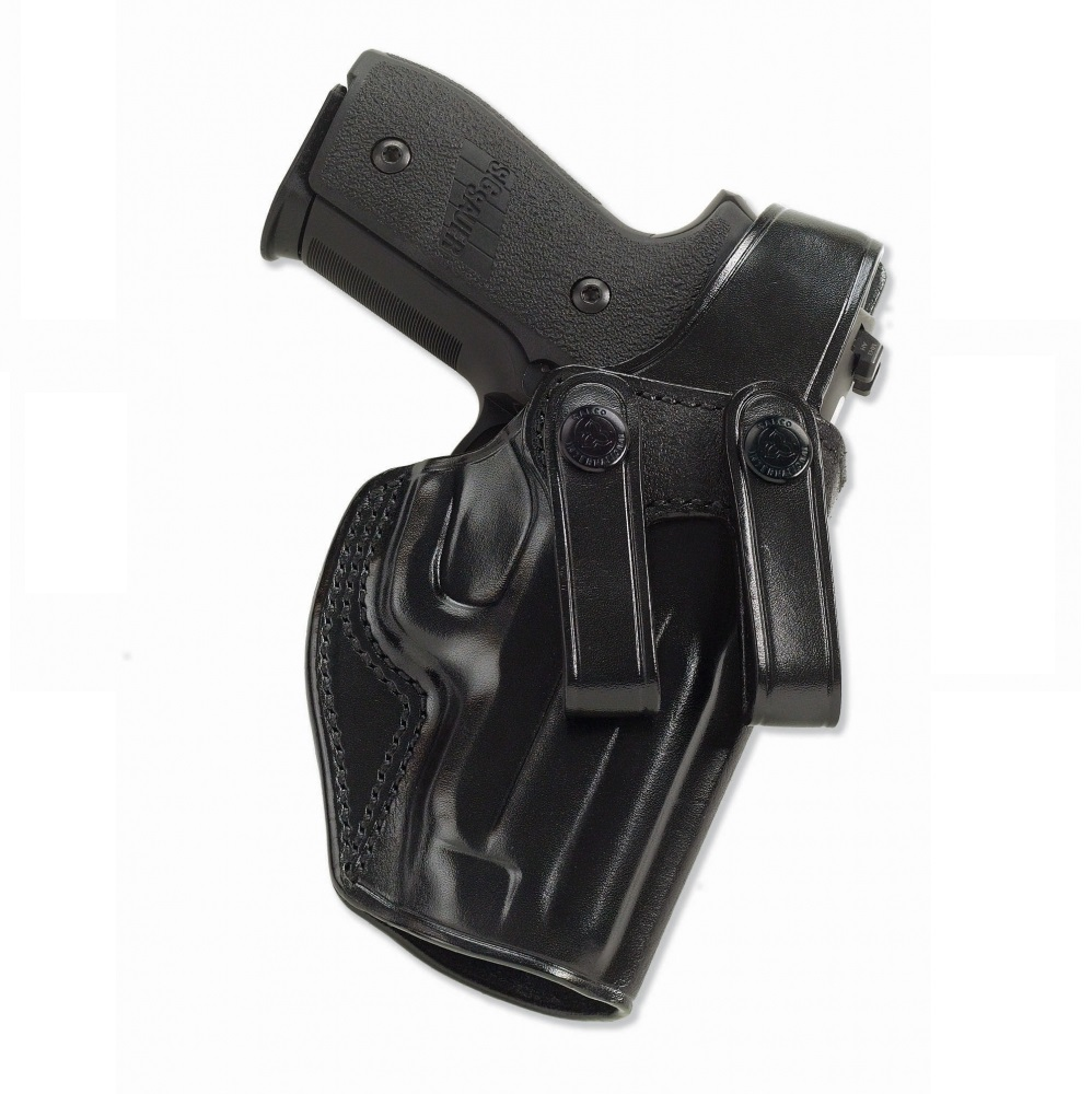 Galco Leather SC2 Inside Pant Holster SPRING Black SC2-440B by Galco