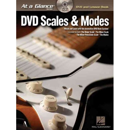 DVD Scales and Modes Hal Leonard Master Scale