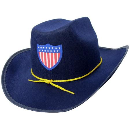 Civil War Union Officer's Hat