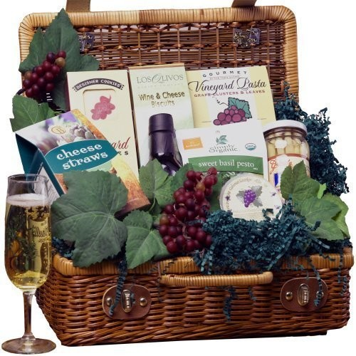 Art of Appreciation Gift Baskets That's Amore Italian Gourmet Pasta Dinner For Two Gift Basket