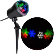 Lightshow Christmas Lights Projection Snowflurry by Gemmy Industries