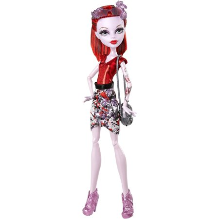 Monster High Boo York Operetta Doll - Operetta Monster High