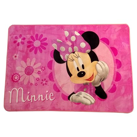 Disney Minnie Mouse 54 Quot X80 Quot Large Soft Non Slip Area Rug