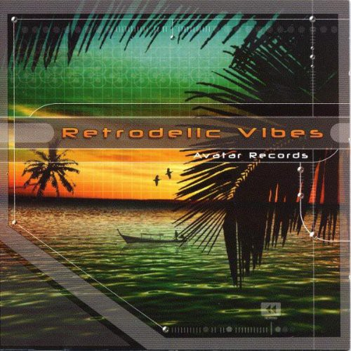 Various Artists Retrodelic Vibes [CD] by