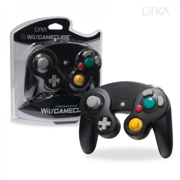 how to connect nintendo gamecube controller to wii