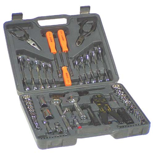 Wilmar Corporation W1193 119 Piece Multi-Use Tool Set