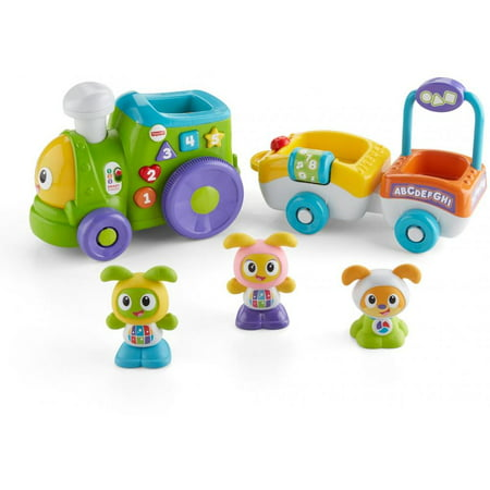 Fisher-Price Bright Beats Learning Musical Train for Ages 6M+