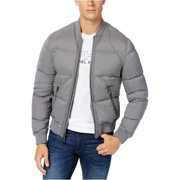 Michael Kors Mens Stitchless Quilted Puffer Jacket