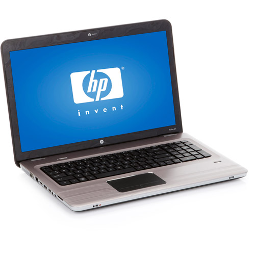 "HP Argento 17.3"" Pavilion DV7-4151NR Laptop PC, AMD Turion II P540 Processor, Windows 7 Home Premium"