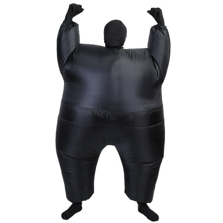 AltSkin Mega Suit Inflatable Zentai - Inflatable Fat Suit Halloween