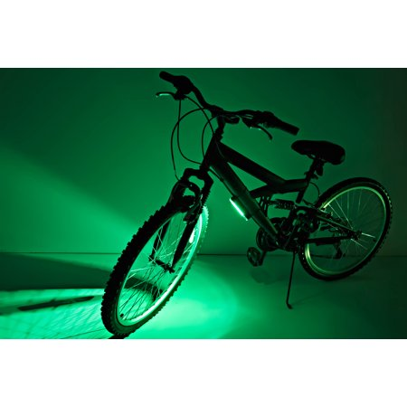 - Brightz, Go Brightz LED Bicycle Light, Green