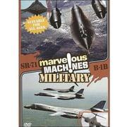 Marvelous Machines Military SR71 B1B by