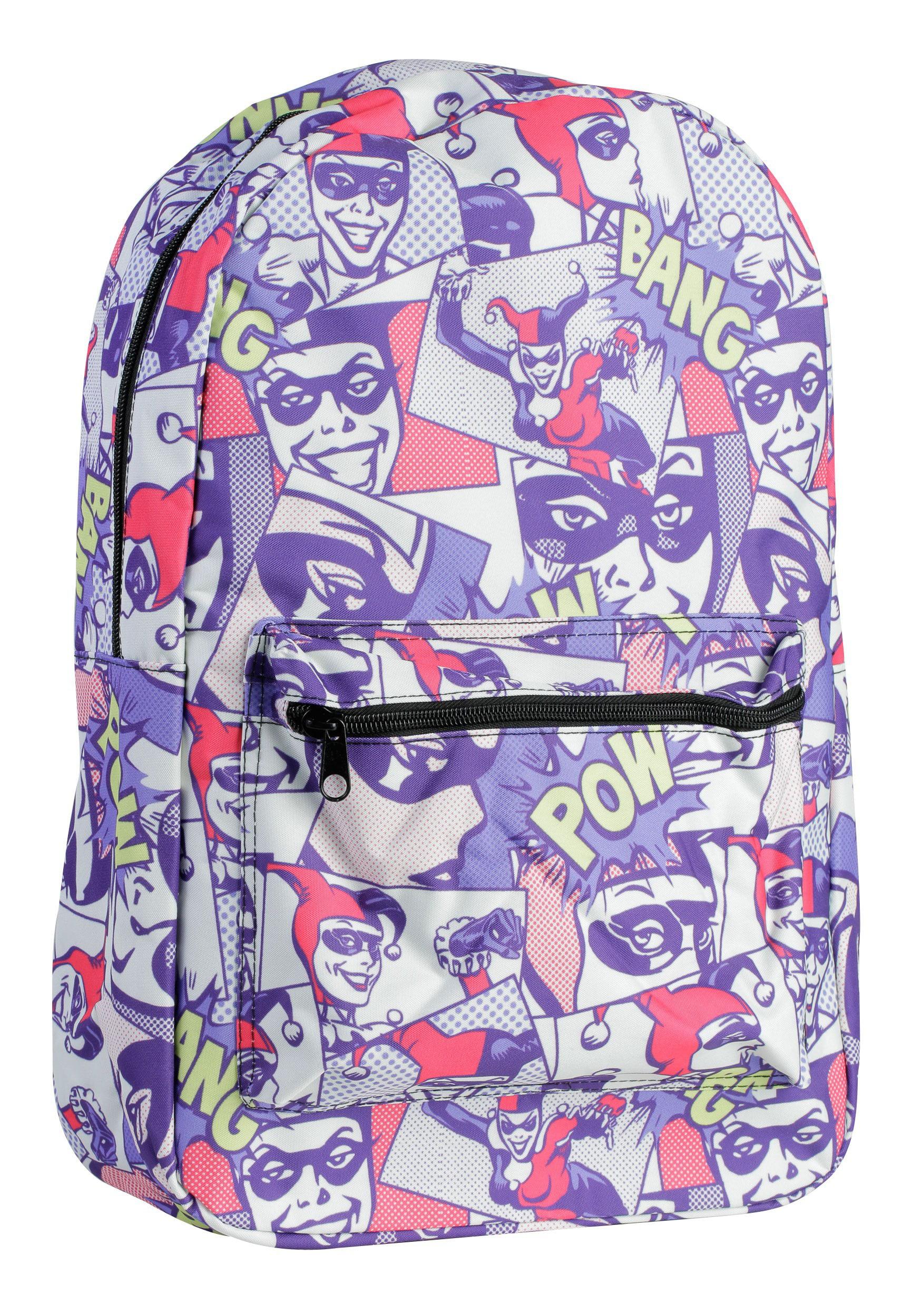 a758aa922d5 Harley quinn book bag jpg 1750x2500 Harley quinn book bag
