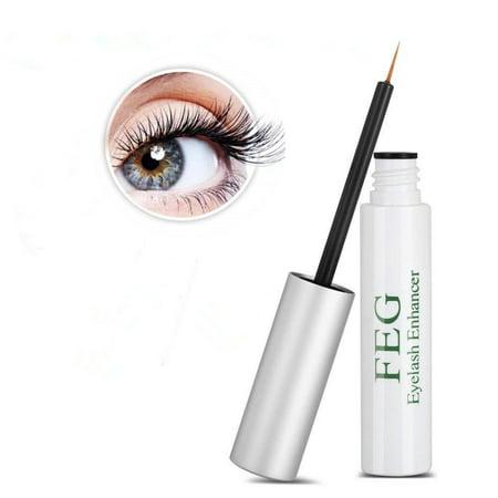 Yosoo FEG Eyelash Growth Nourishing Enhancer Eyelash Serum 100% Natural For Longer & Darker Eyelash, Eyelash Serum, Eyelash Thicker - image 5 of 9