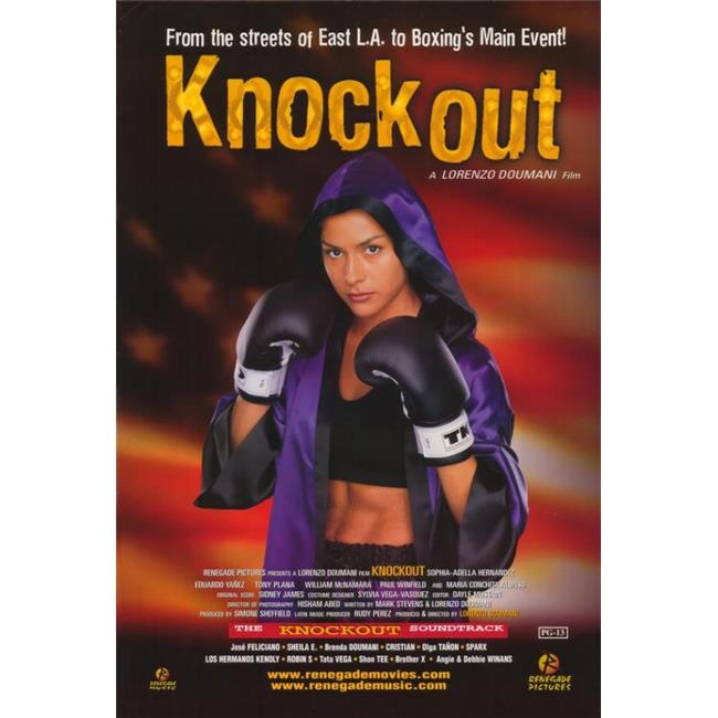 Posterazzi MOVEH4539 Knockout Movie Poster - 27 x 40 in. - image 1 de 1