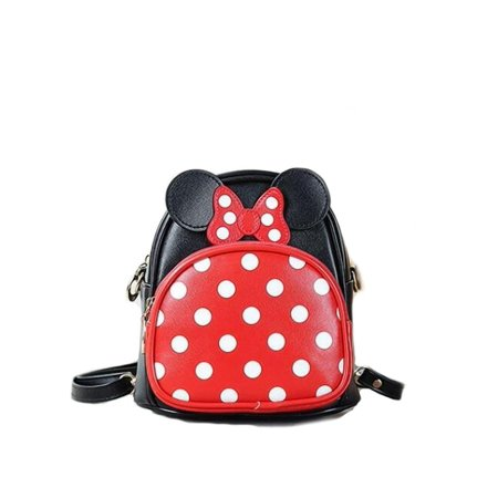 cca8e09527ef BRAND - Finex® Minnie Mouse style Small 2-in-1 Crossbody bag  Mini ...