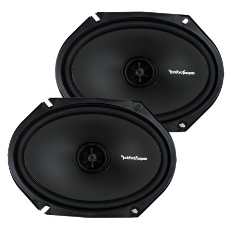 2) New Rockford Fosgate R168X2 6x8