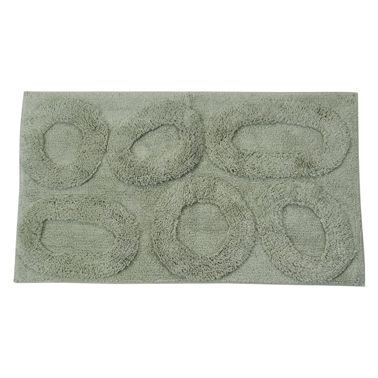 Elegance Collection Pebble Bath Rug