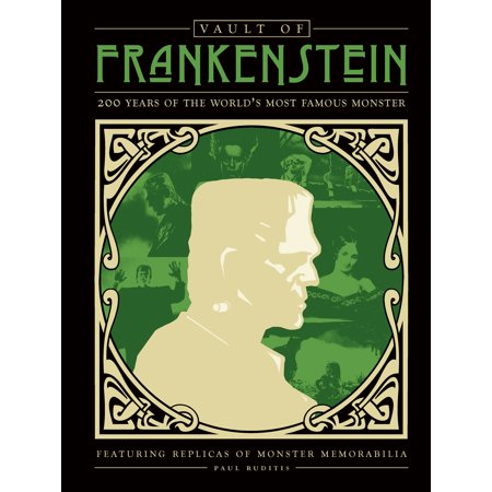 Frankenstein Monster High (Vault of Frankenstein : 200 Years of the World's Most Famous)