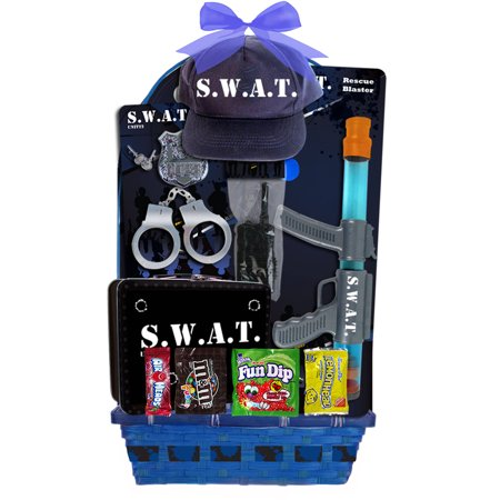 Swatpolice easter basket 7 pc walmart swatpolice easter basket 7 pc negle Choice Image