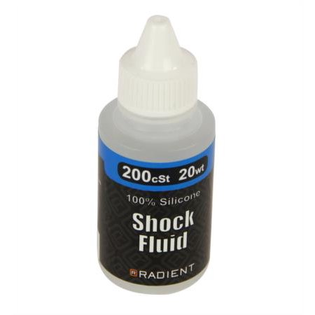 SILICONE SHOCK OIL 20WT 200CST