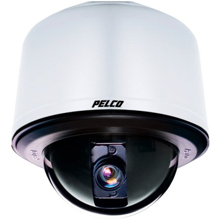 - Pelco Spectra Iv Surveillance Camera - Color, Monochrome - 3.30 Mm - 119 Mm - 36x Optical - Exview Had - Cable - Ceiling Mount, Dome (sd436-pg-e1)