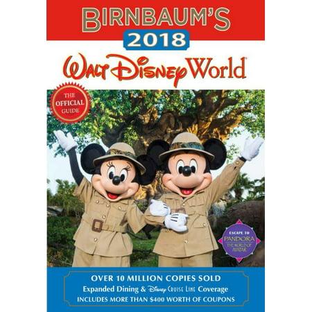 Birnbaums 2018 walt disney world the official guide walmart birnbaums 2018 walt disney world the official guide fandeluxe Images