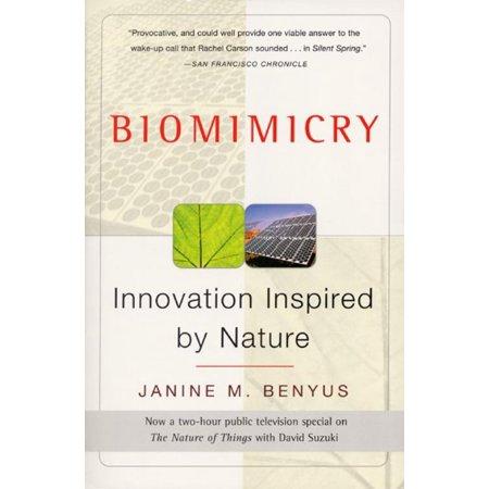 Biomimicry, Janine M. Benyus Paperback - image 1 de 1
