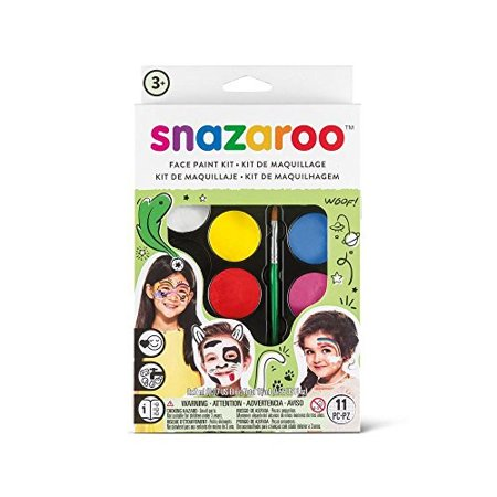 Snazaroo Rainbow Face Paint Kit-Rainbow](Snazaroo Face Paint Halloween)