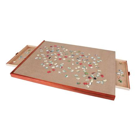 TEI Ltd Puzzle Plateau Table - Puzzles For Preschoolers