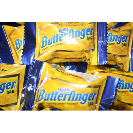 BAYSIDE CANDY NESTLE BUTTERFINGER, 1LB](Nestle Halloween)