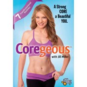 JILL MILLER-COREGEOUS STRONG CORE & BEAUTIFUL YOU (DVD) (DVD)