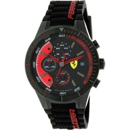 Ferrari Scuderia Redrav Chronograph Mens Watch 0830260