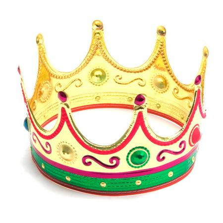 Multicolor Kings Crown - Novelty Crowns