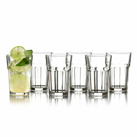 Newport Set of 6 Hi Balls, 15 (Hi Ball Glassware)