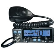 Best CB Radios - President Andy 12/24-Volt CB Radio with 7 Color Review