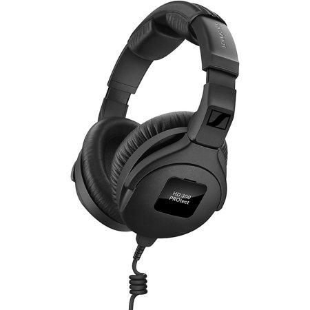 Sennheiser HD 300 PROtect Professional Monitoring Headphones (300 Sennheiser)
