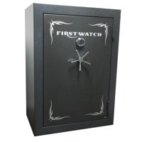 First Watch BR50125480 Gun Safe in Black with Combination Dial Lock